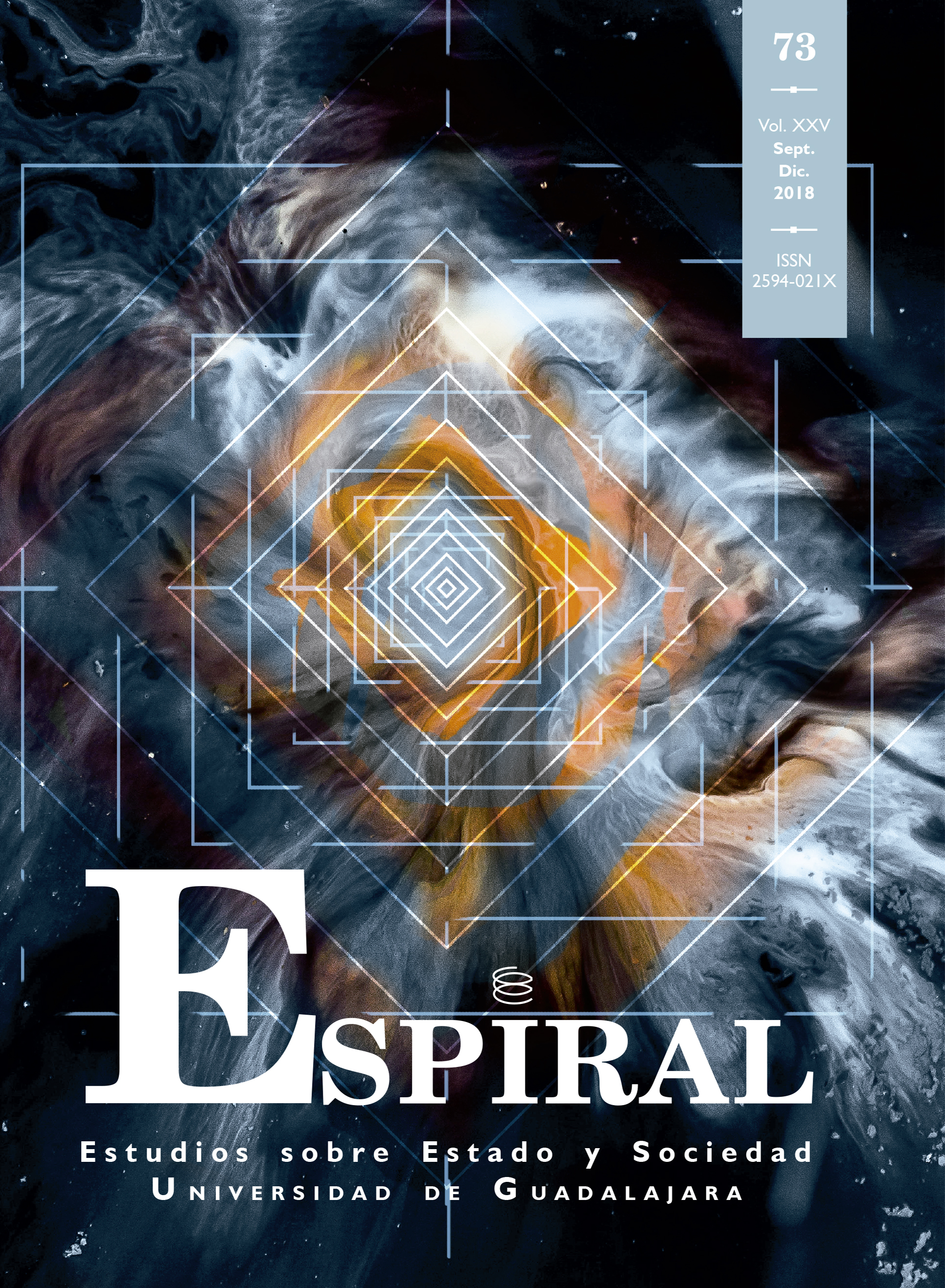 Ver Vol. 25 Núm. 73: Espiral 73 (septiembre-diciembre 2018)