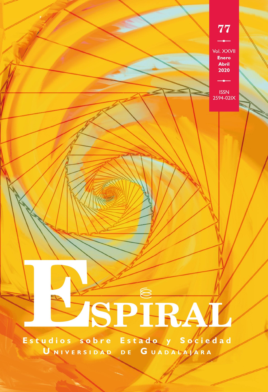 Ver Vol. 27 Núm. 77 (2020): Espiral 77 (enero-abril 2020)